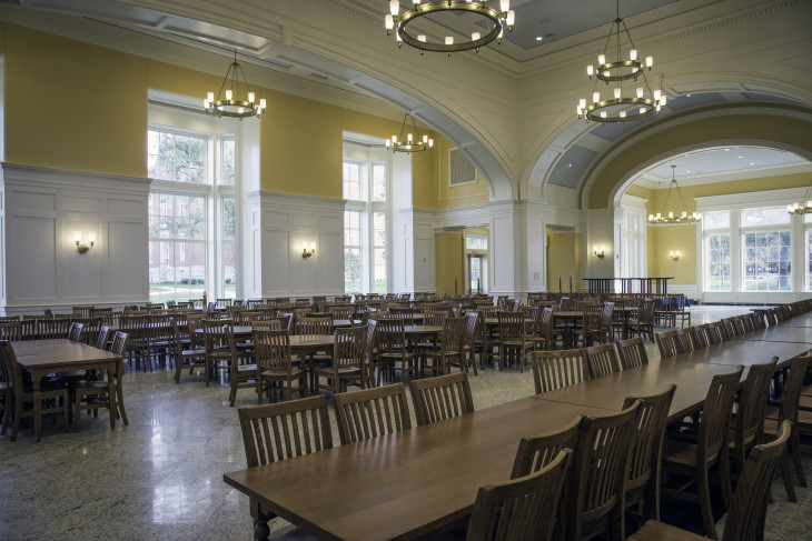 Hoover Dining Hall