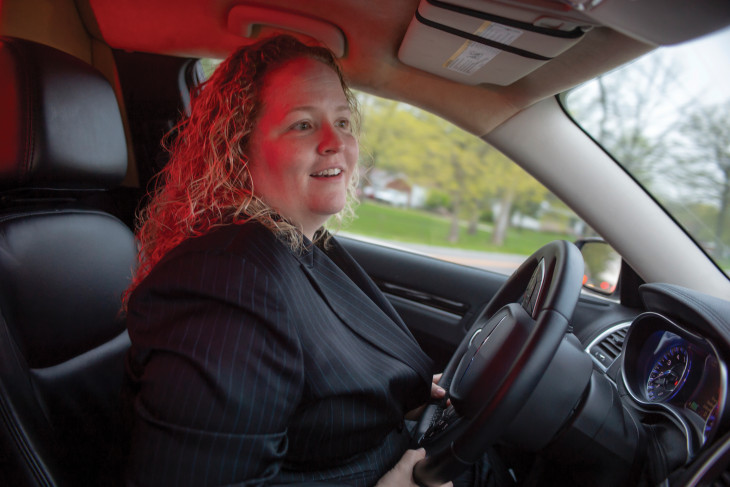 Kristie Carter of Aadvanced Limousines