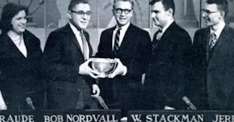 1962 DePauw College Bowl Team