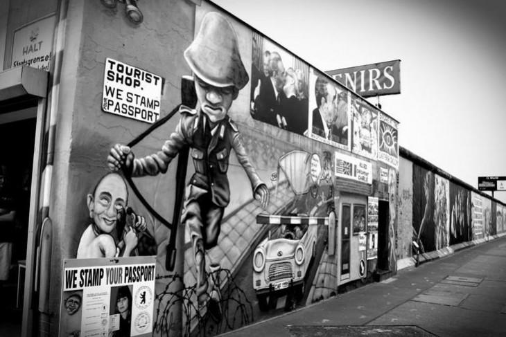 Wall Art in Berlin Germany