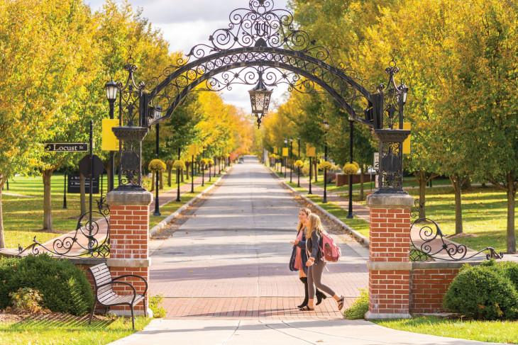 Alumni Arch