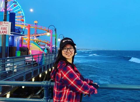 photo of Angela Xinye Yang