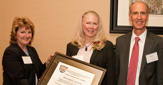 Computer Science Professor Wins Career Achievement Award (Spring, 2012)