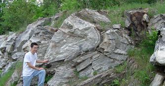 Jim Mills - Metamorphic Geology in Bancroft, Canada