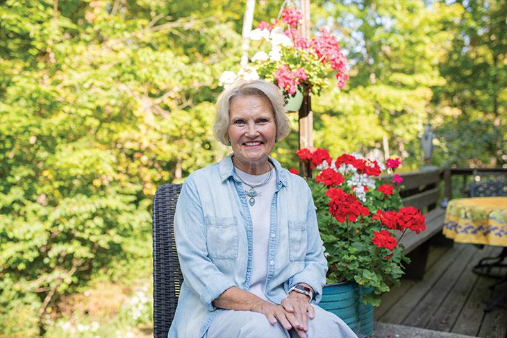 Sue Anne Starnes Gilroy '70