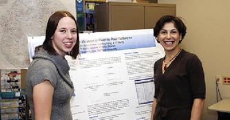 Computer Science Major Wins National Scholarship (Spring, 2011)