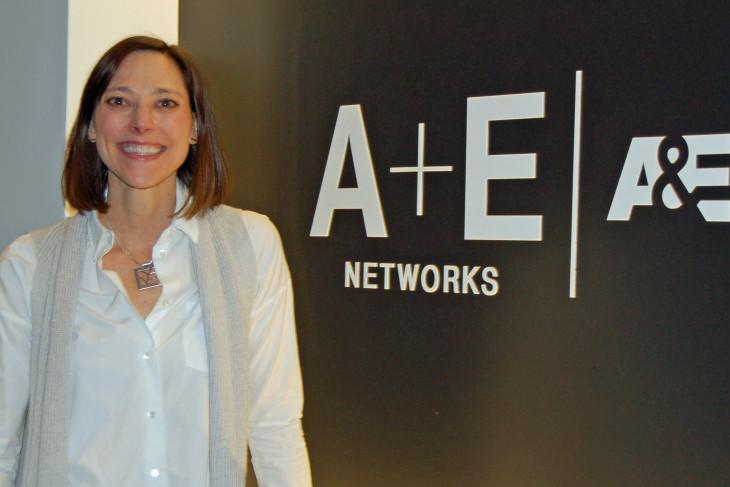 Christine Olson at A+E
