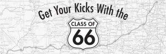 DePauw Class of 1966 logo