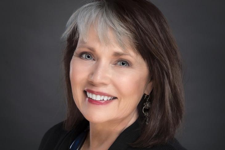 Author Connie Berry