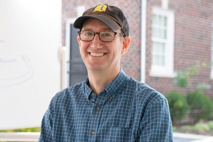 David Gellman, history prof