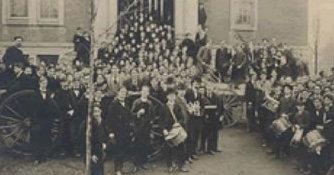 19th Century Debate at DePauw