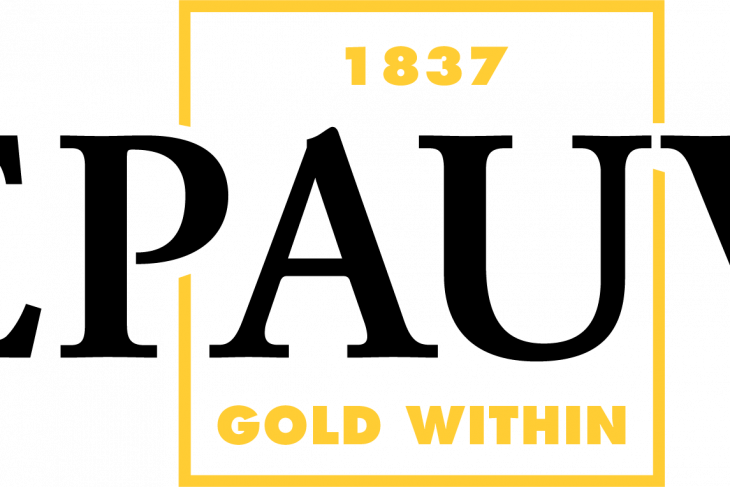 DePauw Gold Within Type Treatment