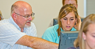 Pilot Section of Computer Science One Taught with Robots (Fall, 2011)