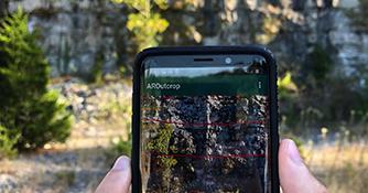 AROutcrop Mobile App