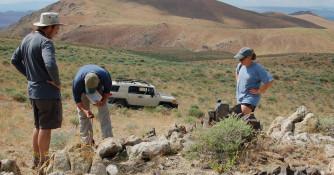 Ken Brown - Mineralogy/Petrology & Environmental Field Investigations