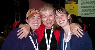 Students Attend Grace Hopper Conference with NSF Support (Fall, 2009)