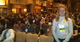 Students Attend Grace Hopper Conference with NSF Support (Fall, 2010)