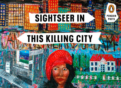 Sightseer in this Killing City (Penguin Poets) book cover