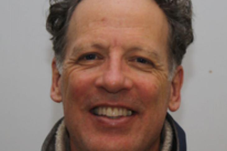 Professor Graham, headshot