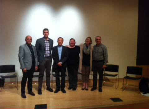 Marius Conceatu, Paul Johnson, Yung-chen Chiang, Julia Bruggemann, Barbara Whitehead, and Ghassan Nasr