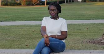 Ama Sefa-Dapaah Wins National Science Foundation Scholarship