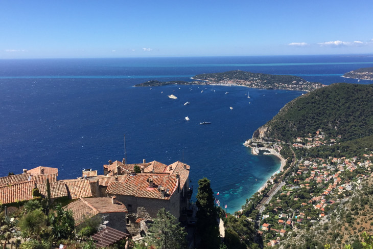 picture of Eze, France