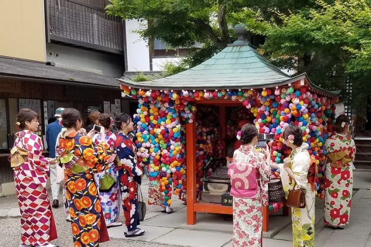 Group of Japanese Women