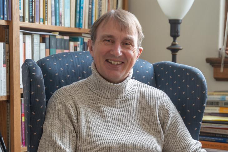 English professor Joe Heithaus