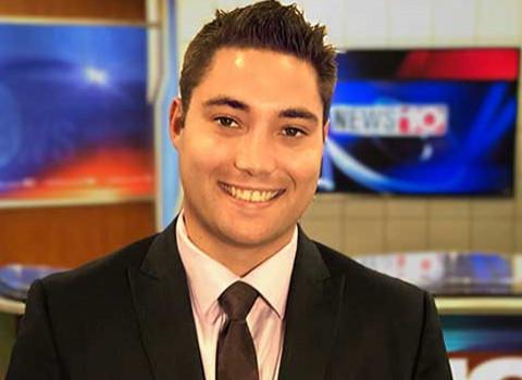 Dominic Miranda '19 headshot