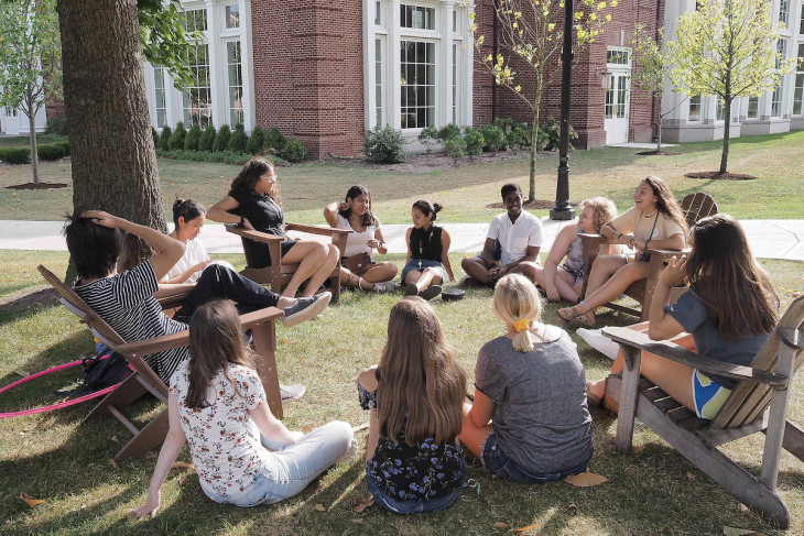 Michelle Obama's inspiring message to first gen college students