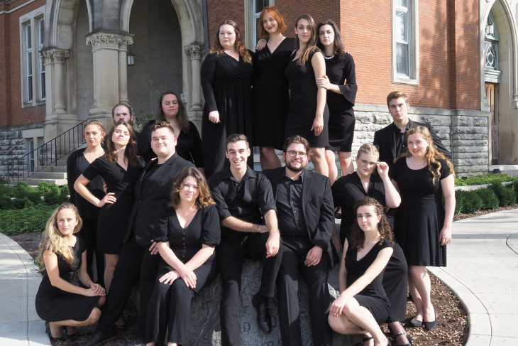 DePauw University Chamber Singers