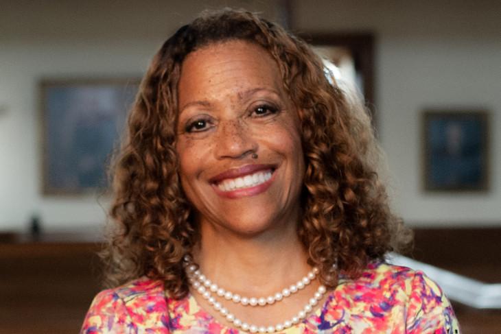 Dr. Lori White, DePauw president