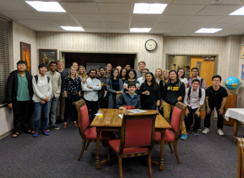 Students at Wabash College to see lecture by Douglas Irwin