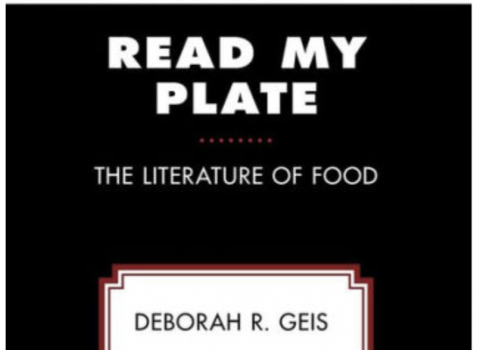Read My Plate: The Literature of Food book cover