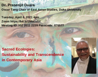 Asian Studies Spring 2021 Talk Series