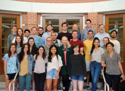 2019 computer science graduates