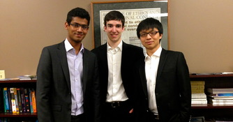 Team Advances to Microsoft Imagine Cup United States Finals (Spring 2013)