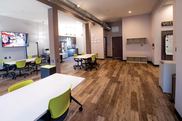 Tenzer Hub for Entrepreneurship