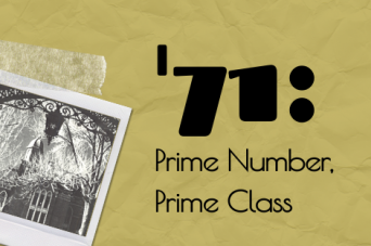 Check out the Class of 1971 e-yearbook!