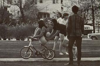 DePauw 1966 - 1970