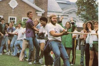 DePauw 1976 - 1980