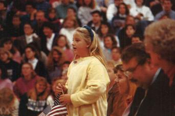DePauw 1991 - 1995