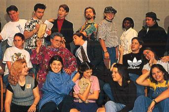 DePauw 1996 - 2000