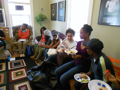 My Black is Beautiful, student organized event