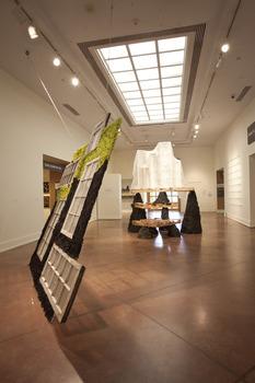 PΔLIS, Installation view at Indianapolis Art Center, 2014