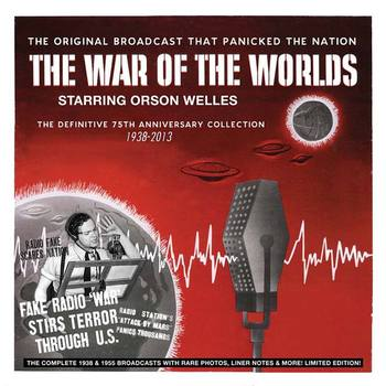 The War of the Worlds, Oct. 28