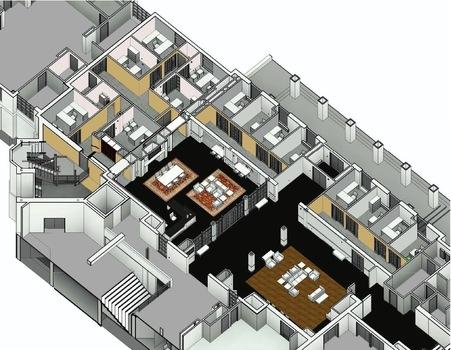 First Floor Isometric