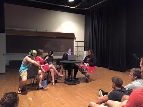Gage Mascoe, Nora Chappin-Eppert, JD McKinnon, Alexandra Gandy and Erin Wiemels – Insomniac Theatre 2015