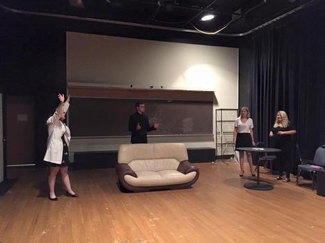 Jerica Bean, Ben Crider, Brittny Goon and Adrianna Thornton – Insomniac Theatre 2015