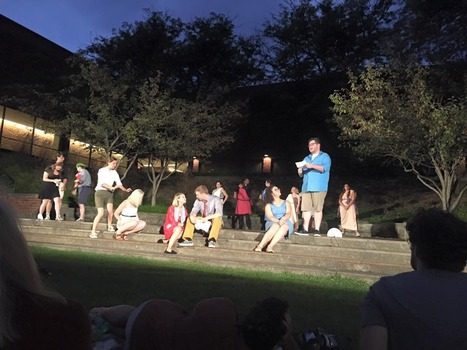 Shakespeare in the Park 2015: Love's Labour's Lost